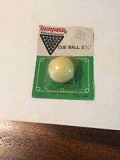 Vintage Winfield Cue Ball 2 1/8 New Old Stock Made In Taiwan