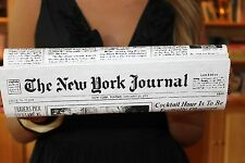 Authentic Kate Spade NEW YORK Newspaper Clutch PURSE BAG NWT