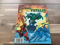 Une aventure des fantastiques T42. Docteur Fatalis. LUG 1987