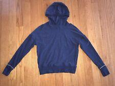 Lululemon Lead the Pack Hoodie Rulu Black Heathered Stony Grape Black Size 4