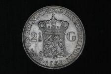 Netherlands - 2-1/2 gulden 1933 (#56)