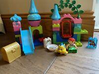 Lego Duplo Disney Set 10525 - Ariel's Undersea Castle - The Little Mermaid