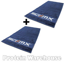 2 x Sci-Mx Gym Towel Training & Fitness Classes Sale Buy One Get One Free