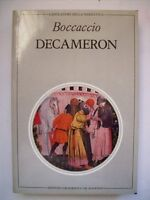 BOCCACCIO DECAMERON DE AGOSTINI 1982  ( cc39 )