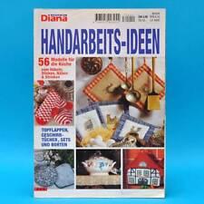Diana   Handarbeits-Ideen   D 410   56 Modelle für die Küche Häkeln Stricken