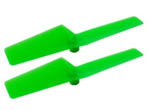 Microheli Plastic Tail Blade 42mm(GREEN)-BLADE MCPX/MCPS/mSRS/Nano CPX/CPS/S2/S3