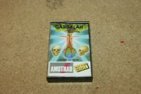 Amstrad CPC - 464 Game Tape Qabbalah  -K8