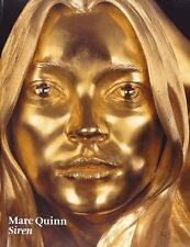 KATE MOSS,Marc Quinn: Siren [Hardcover] Germaine Greer, Will Self NEW (SEALED)
