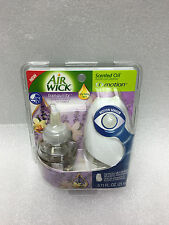 Air Wick Tranquility Motion Sensor Scented Oil Lavender and Vanilla