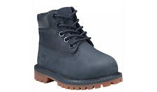 """Toddler Kids TIMBERLAND 6"""" Premium Boots Navy Blue (TB03783A 484), Sz 8.0 - 12.0"""