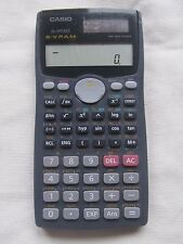 CASIO FX-991MS S-V.P.A.M. TWO WAY POWER SCIENTIFIC CALCULATOR USED