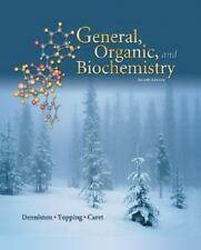 General, Organic, and Biochemistry with Online Learning Center