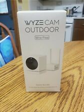 1 Wyze Outdoor Camera Kit Complete