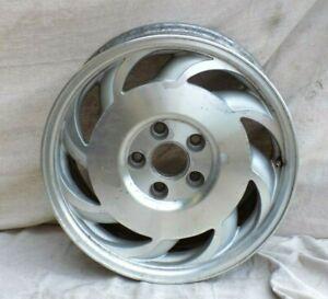 """Aluminum Wheel 17"""" x 8.5"""" Rim Front LH Drivers 1993 OEM C4 Corvette - ORIGINAL"""