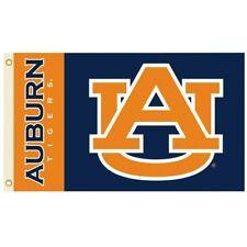 Auburn Tigers 3x5 Flag Brand New In Package Auburn University