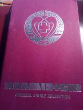 RAMMSTEIN - Original Single Kollektion - ohne seemann cd dafür sind andere dabei