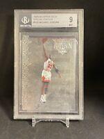 1995-96 Upper Deck SPECIAL EDITION-SILVER. Michael Jordan #100 🔥BGS 9🔥RARE