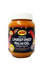 KTC - Huile de palme non raffinée - 2 x 500 ml