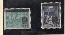 España Beneficencia pintura Velazquez año 1941 (CS-657)
