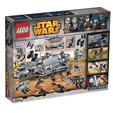 LEGO Star Wars Imperial Assault Carrier Tie Mini Figure Building Set Kit 75106