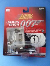 Voiture 1/64 - Johnny Lightninig - James Bond 007 - Chevy Bel Air - Dr No