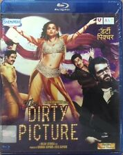 THE DIRTY PICTURE BLU-RAY - VIDYA BALAN, EMRAN HASHMI - HINDI MOVIE BLURAY SUBTI
