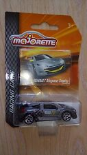MAJORETTE RACING - RENAULT MEGANE TROPHY   LONG CARD      1/64 APROX. *NEW*