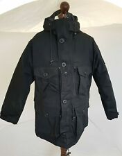 Arktis B310P Black Waterproof Smock Coat Tactical Ripstop Jacket AC01A