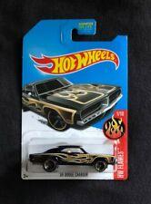 2016 Hot Wheels '69 DODGE CHARGER KMART BLACK NEW!
