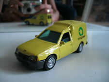 "AHC Opel Kadett Combo ""Citycourier"" in Yellow on 1:43"