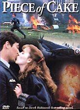 Piece of Cake (DVD, 2000, 3-Disc Set) SHIPS NEXT DAY! TIM WOODWARD NEIL DUDGEON