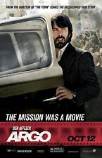 Argo movie poster print : 11 x 17 inches : Ben Affleck poster (style b)