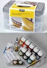 Porcelaine 150 workbox 45ml Peinture bouteilles en céramique ensemble de peinture CHINE PEBEO