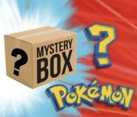Pokemon mystery box! PSA Card Included!