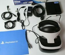 Sony Playstation PS VR Bundle for PS4: VR Headset/Stand/Headphones/Game
