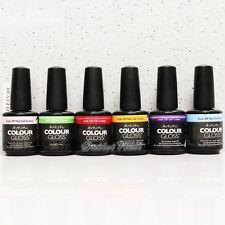 Artistic Nail Design Colour Gloss SET OF 6 ACG Colors Gel Lot Kit 0.5oz SHIP 24H