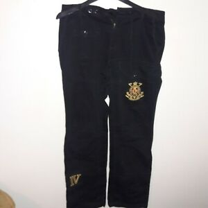 Polo Equestrian Ralph Lauren Rugby Pants Rare Vintage