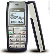 NEW Conditioned GENUINE Nokia 1112 - Black Warranty UK SELLER *AS GOOD AS KNEW*