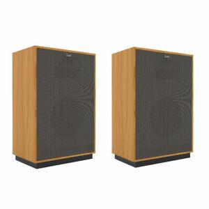 Klipsch Cornwall IV Floor Standing Speakers Cherry PAIR B-stock 2 Speakers