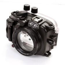 PRO MeiKon 40m 130ft Waterproof Diving Housing Case For Nikon J5 10mm Lens
