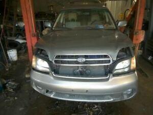 Driver Left Headlight With Black Horizontal Bar Fits 00-04 LEGACY 89756