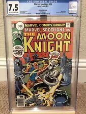 Marvel Spotlight #29 30 cent price variant 7.5 CGC