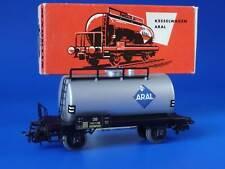 MARKLIN H0 - 4500 - ARAL TANK CAR 1965-72 / BOX - EXC