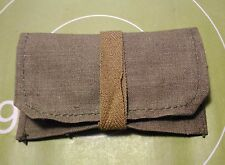 Soviet army Mosin Nagant Canvas bag for cleaning kit 2