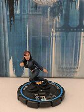 HeroClix-Black Widow - Experienced - Marvel - Clobberin Time - #56 - 2002