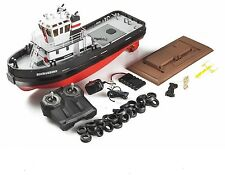 HOBBY ENGINE 0721 1/36 Richardson Tug Boat W Smoke/Lights/Horn 2.4GHz R/C - NEW
