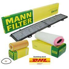 MANN Inspektionskit Filterpaket BMW 1er E81 E87 118d 120d 3er E90 E91 318d 320d