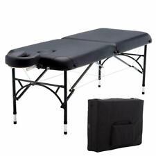 "Artechworks 84"" Professional 2 Folding Portable Lightweight Massage Table Facial"