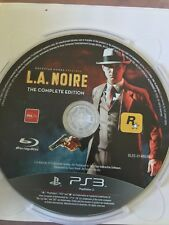 LA NOIRE THE COMPLETE EDITION PS3 PLAYSTATION 3 AUS PAL VGC DISC & CASE ONLY