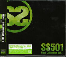 SS501-SS501 BEST COLLECTION VOL.1-JAPAN 2 CD+DVD M13